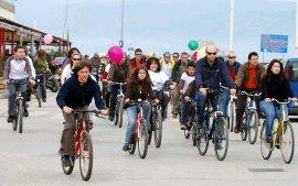 από την ποδηλατοπορεία του 2009